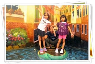 museum 3D bali