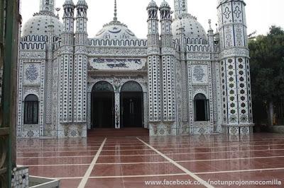 গুনাইঘর বায়তুল আজগর সাত গম্বুজ জামে মসজিদ