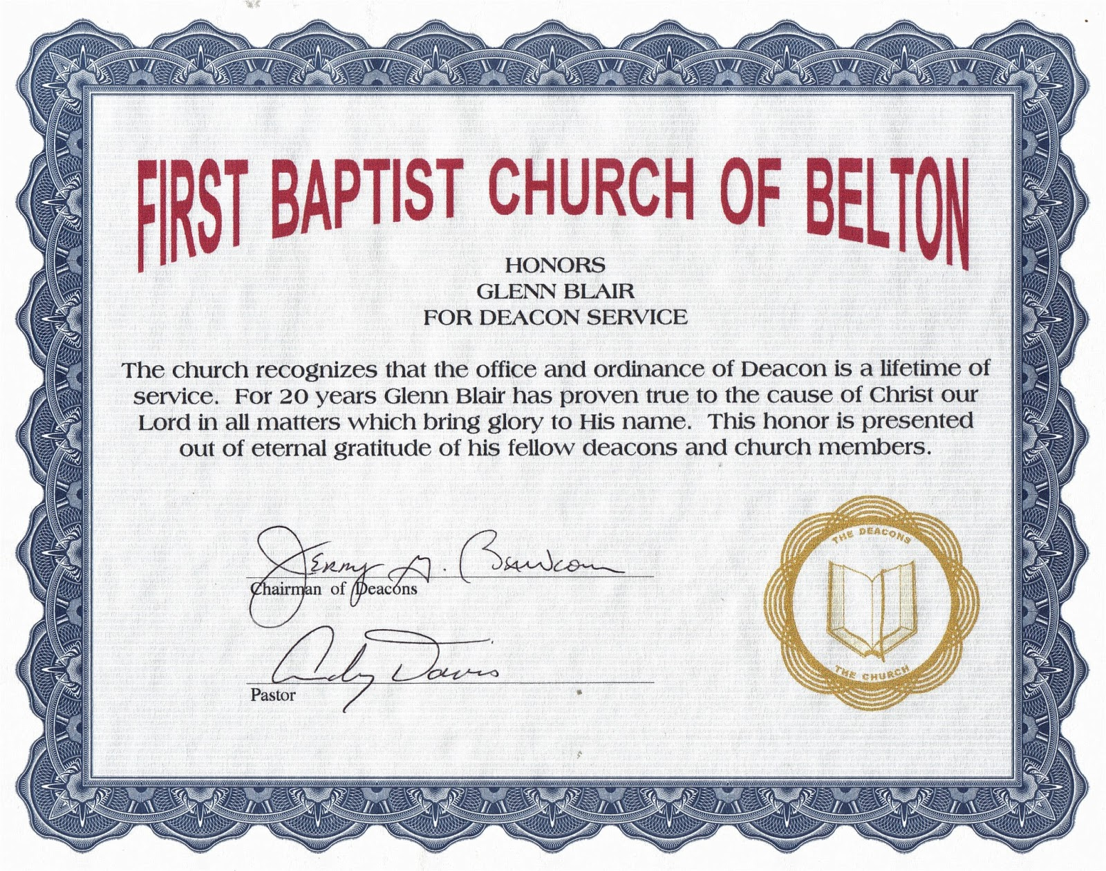 Can baptist deacons be divorced dating 8