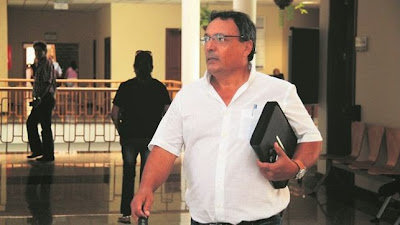 libertad el consejero del Cabildo de Lanzarote detenido en el caso Operación Enredadera, Sergio Machín