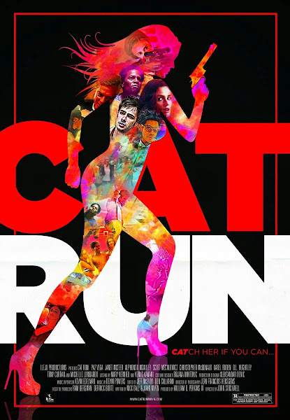 Cat Run DVDRip Latino