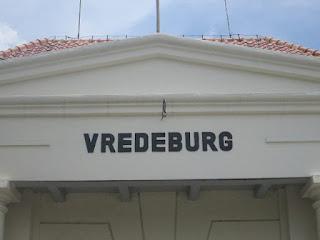Benteng Vredeburg Jogja