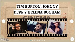 El Cine de Tim Burton