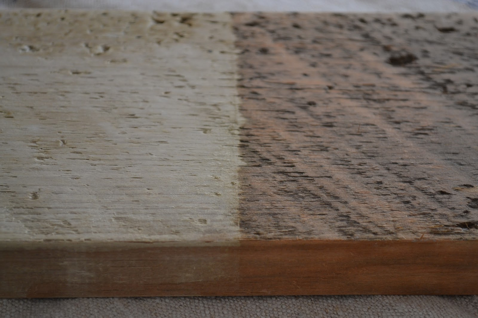 Themes For Baby Room Bleached Wood