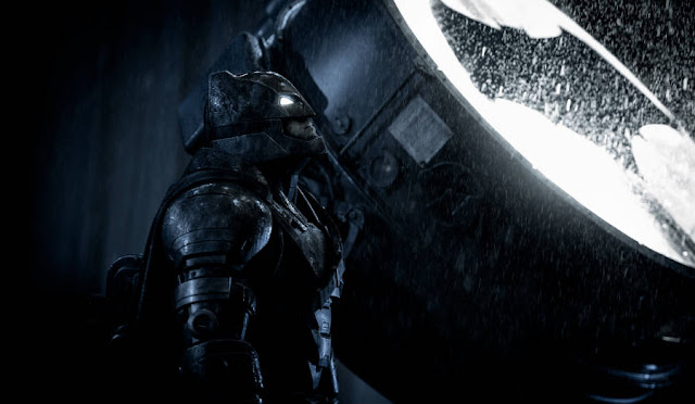 'BATMAN v SUPERMAN: DAWN OF JUSTICE' (2016) – Human and Alien Square Off. Review of the DC Comics film with Henry Cavill. Text © Rissi JC