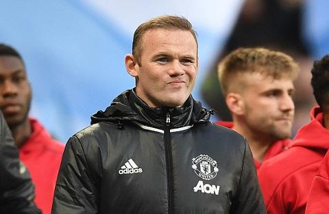 Cầu thủ Wayne Rooney