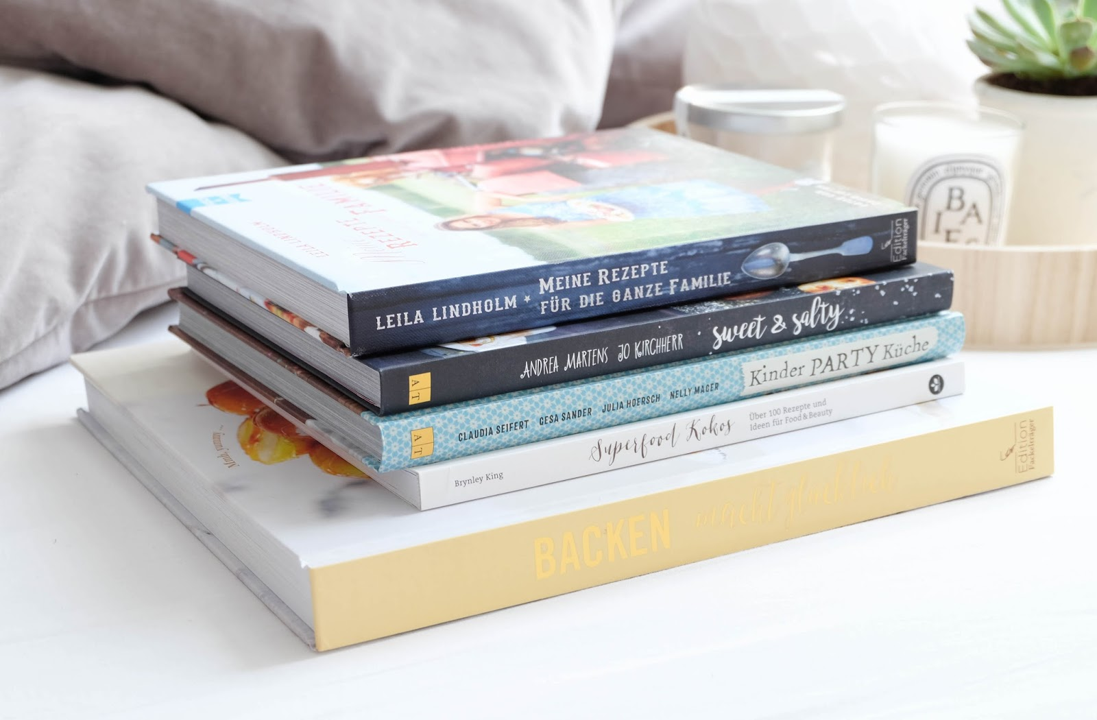 New books on the blog: Neue Koch- & Backbücher im Herbst ... | {Koch- & backbücher 22}