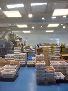 fabricación caramelos piñon