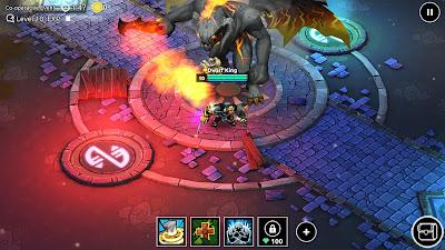 Dungeon Legends v1.792 Mod Apk Terbaru 2016