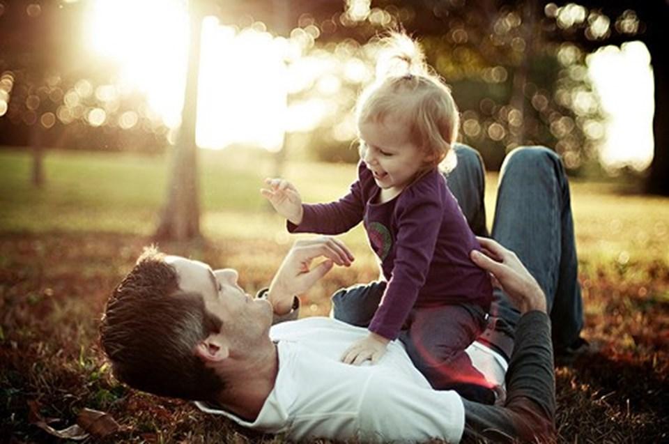 Babalar sevgisini böyle göstermeli