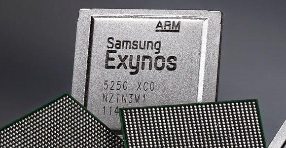 Chipset merupakan sebuah sistem di dalam sebuah perangkat mobile yang terdiri dari kumpulan microchip