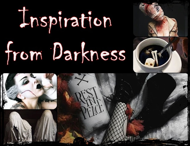 Inspiration from Darkness