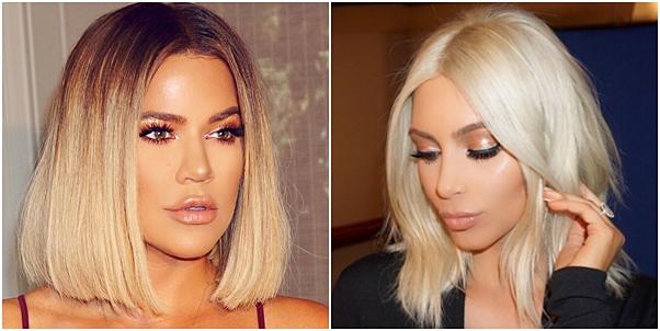 cabelo celebridades wigs kardashians