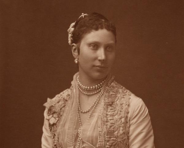 The Danish Ruby Parure Tiara