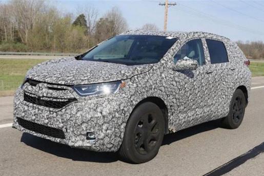 2018 Honda CR-V Engine, Release and Price