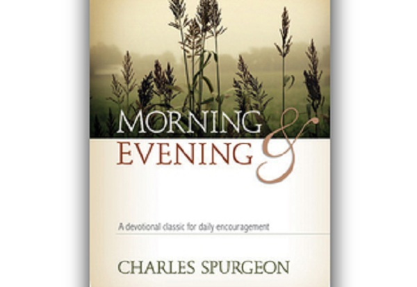 Charles Spurgeon Morning and Evening Devotional