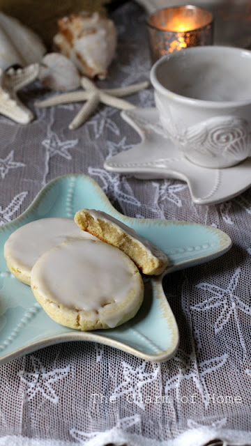 Glazed Cream Cheese Lemon Cookies: The Charm of Home