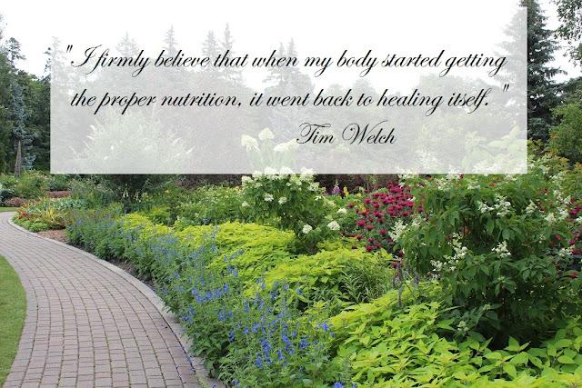 Finding Wellness