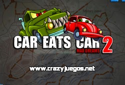 Jugar Car Eats Car 2: Mad Dreams