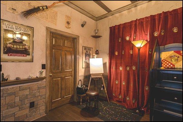 Harry Potter Themed Bedrooms Harry Potter Room Decor Harry Potter