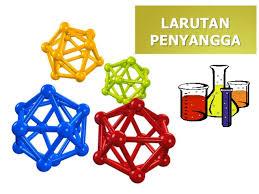 Raangkuman kimia Larutan penyangga