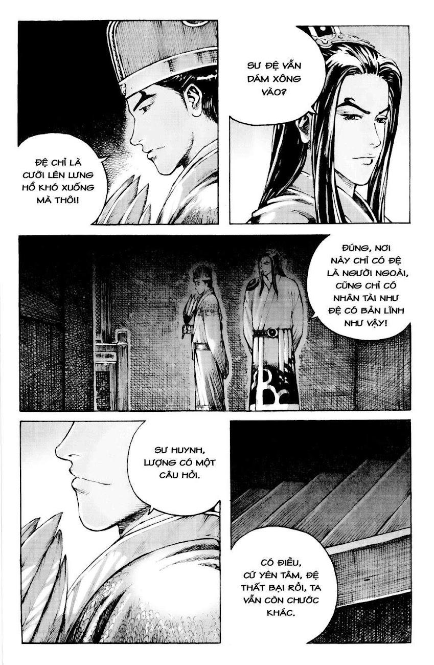 Hỏa phụng liêu nguyên Chương 398: Trên lầu dưới lầu [Remake] trang 17