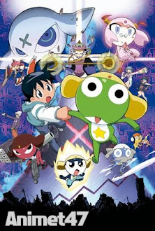 Chou Gekijouban Keroro Gunsou - Keroro Gunsou the Movie 2006 Poster