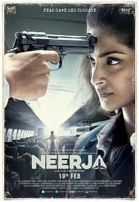Neerja Full Hindi Movie 300MB DVDScr 700MB MKV Download