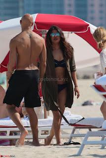Priyanka Chopra in Wet Bikini Enyoing Summer of Miami 12th May 2017 ~  Exclusive 16.jpg