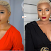 We Love How Nancy Isime Slay With Her Low Cut Blonde Hair