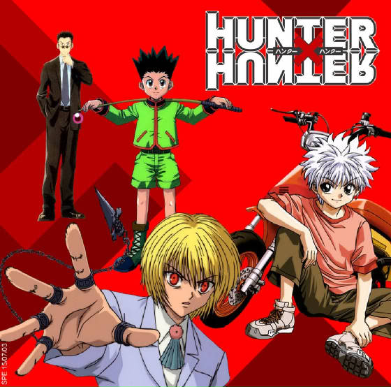 ost lagu anime hunter x hunter