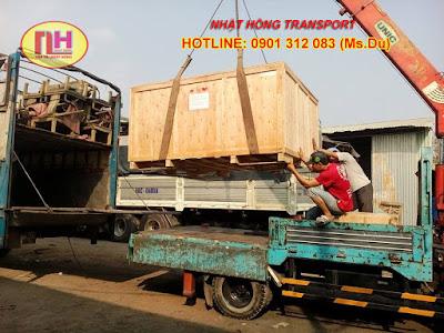 dịch vụ vận chuyển ghép hàng giá rẻ nhất tại tphcm