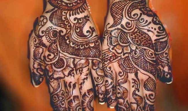 Arabic Mehndi Designs 2019