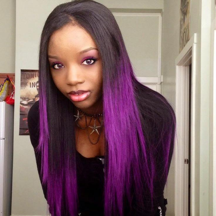 Negra Gótica Afro Black Goth