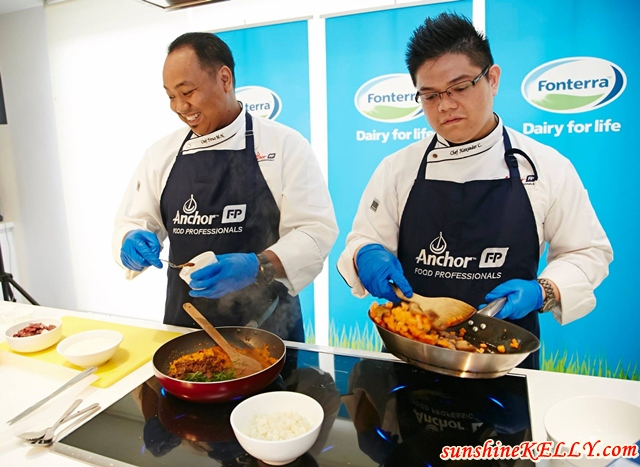 Fonterra Merdeka Nutrition Kitchen Unites Malaysia New Zealand Flavours