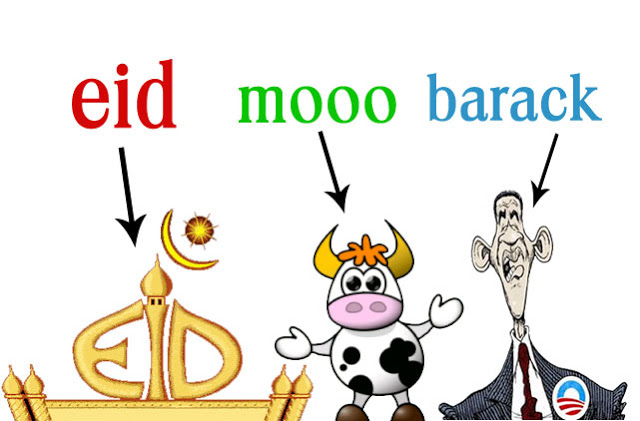 Bakra Eid / Eid Ul Adha Collection ( Wallpapers + SMS +