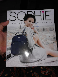Keseruan Launching Katalog Baru Sophie Paris