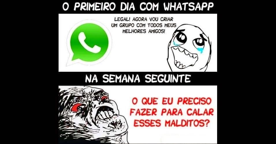 Seu Primeiro Dia Com WhatsApp