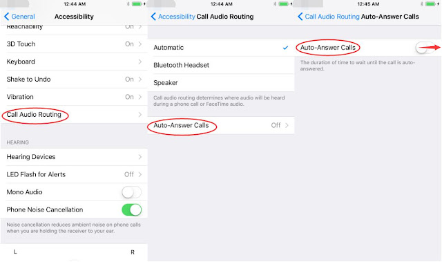 2 The right way to Use Auto-Resolution Calls on iOS 11? Jailbreak