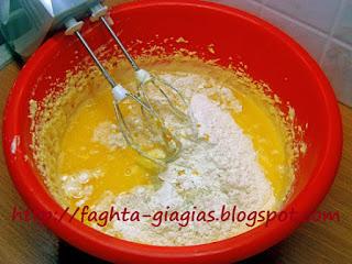 Κέικ πορτοκαλιού - από «Τα φαγητά της γιαγιάς»