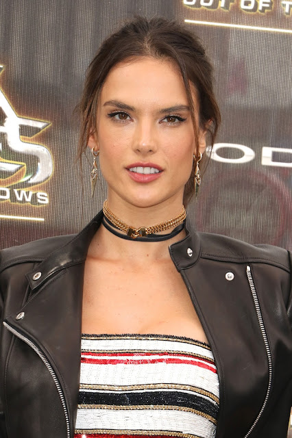 Actress, Model, @ Alessandra Ambrosio - 'Teenage Mutant Ninja Turtles: Out of the Shadows' Premiere in NYC