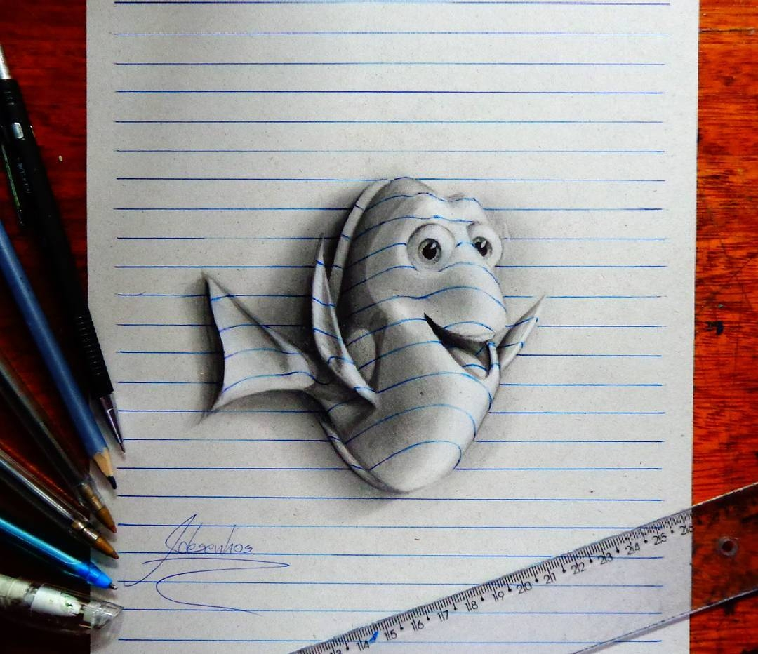 06-Dori-João-A-Carvalho-Drawing-and-Painting-3D-Optical-Illusions-see-the-Video-www-designstack-co