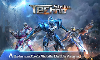 TechnoStrike APK v1.22 DATA Full Unlocked Update