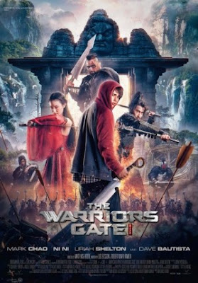 Trailer Film The Warriors Gate 2016