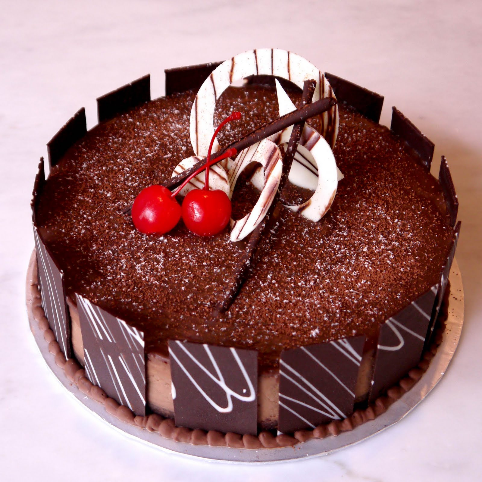 Birthday Cake: Sweet Indulgence Kuching: October 2011