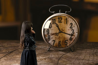 Time is essential to the study of origins.