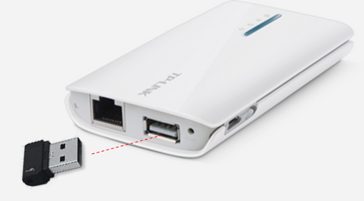 How to Enhance the Space of your TL-MR3040 with OpenWRT + USB