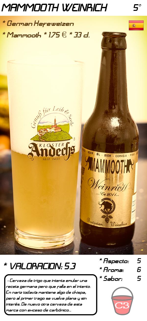Mammooth Weinrich