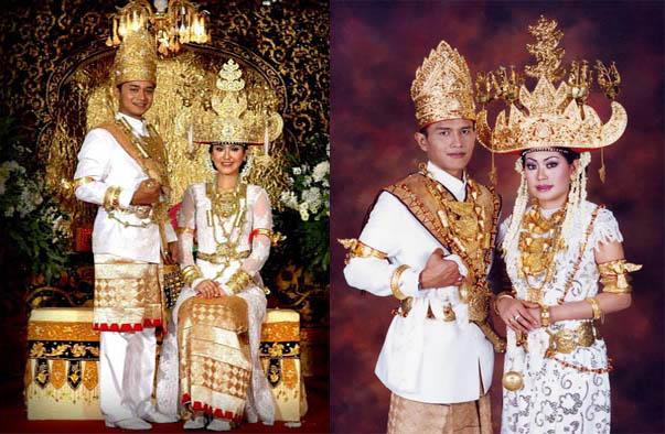 Inilah Pakaian Adat Dari Provinsi Lampung (Pria dan Wanita)