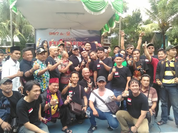 Kontes Batu Akik Pandan Diapresiasi Wakil Walikota Depok
